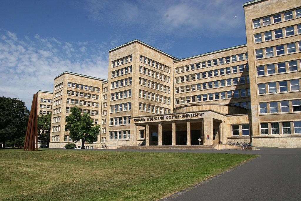 Goethe-Universität, Campus Westend