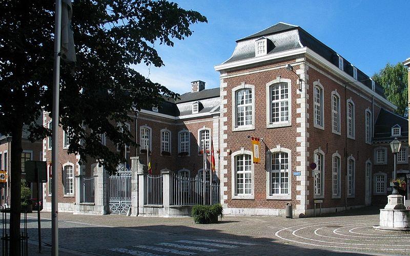 Foto: Haus Grand Ry in Eupen