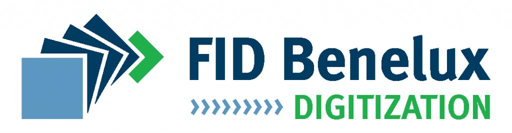 Logo FID Benelux Digitization