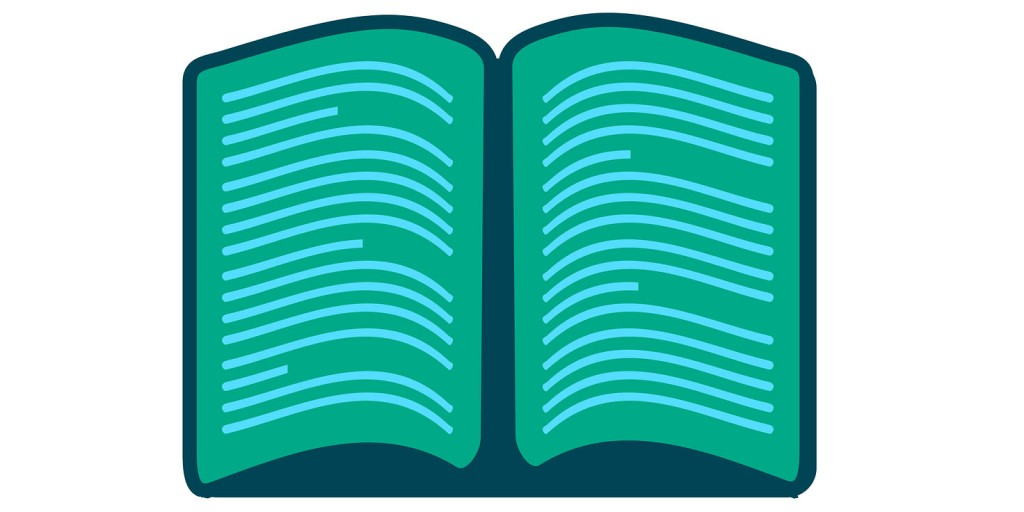Symbolbild Buch, Literatur