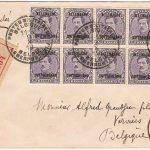 Belgische Feldpost während der alliierten Rheinlandbesetzung 1919