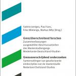 Cover Grenzüberschreitend Forschen