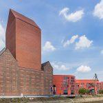 Foto Gebäude Landesarchiv Nordrhein-Westfalen, Abteilung Rheinland am Innenhafen in Duisburg