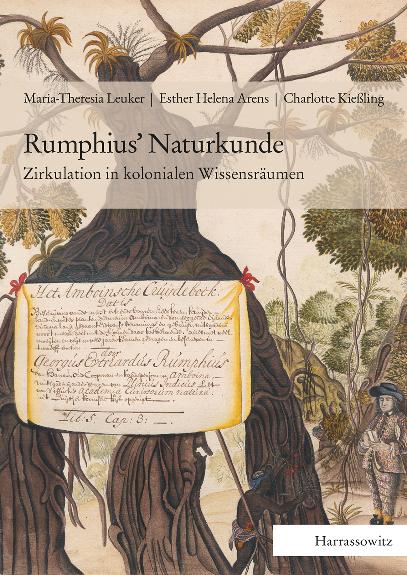 Cover Rumphius' Naturkunde