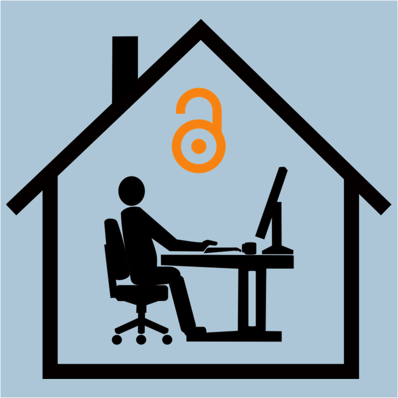 Icon Homeoffice Open Access