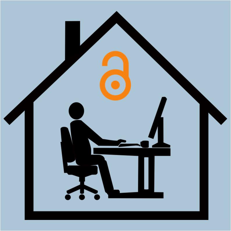 Icon Homeoffice Open Access