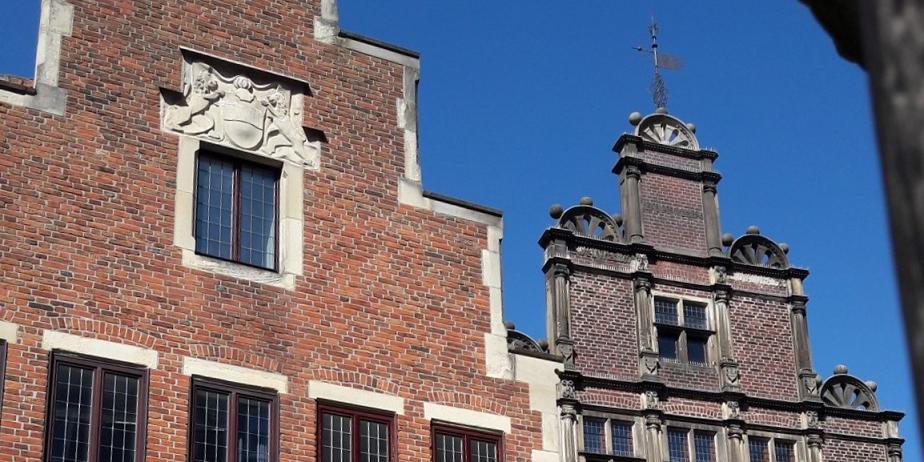 Haus der Niederlande (Ausschnitt)