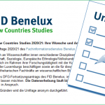 Grafik FID Benelux-Umfrage